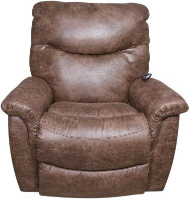 Pleasant La Z Boy James Brown Recliner With Heat Massage Short Links Chair Design For Home Short Linksinfo