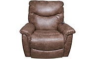 La-Z-Boy James Brown Recliner with Heat & Massage