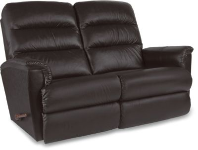 La-Z-Boy Tripoli Leather Reclining Loveseat
