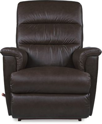 La-Z-Boy Tripoli Espresso Leather Rocker Recliner