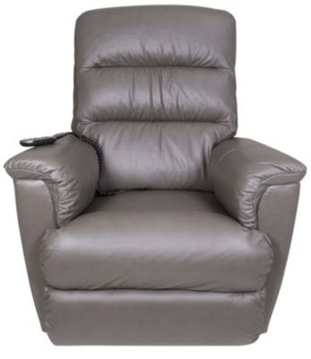 La Z Boy Tripoli Leather Recliner W Power Headrest