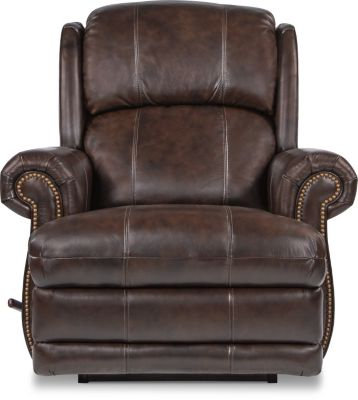 La-Z-Boy Kirkwood Leather Rocker Recliner