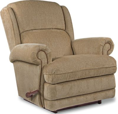 La-Z-Boy Kirkwood Cream Rocker Recliner
