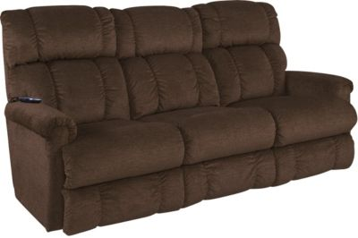 La-Z-Boy Pinnacle Reclining Sofa w/Power Headrest & Lumbar