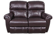 La-Z-Boy Briggs Leather Power Reclining Loveseat