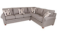 La-Z-Boy Natalie 2-Piece Left-Side Sleeper Sectional