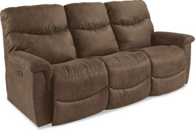La-Z-Boy James Power Reclining Sofa with USB
