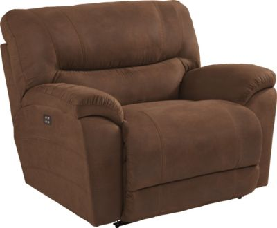La-Z-Boy Dawson Power Recline Chair & 1/2