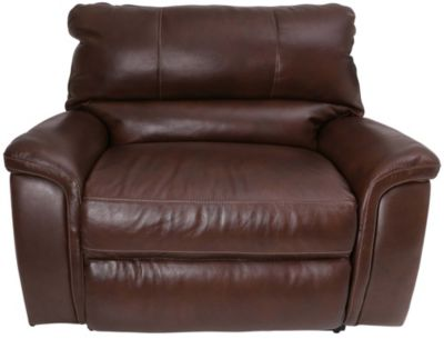 La-Z-Boy Aspen Leather Power Recliner