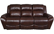 La-Z-Boy Barrett Leather Power Reclining Sofa w/USB