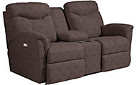 La-Z-Boy Fortune Power Reclining Console Loveseat