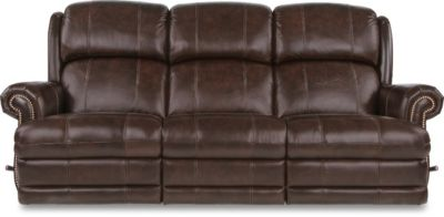 La-Z-Boy Kirkwood Leather Reclining Sofa