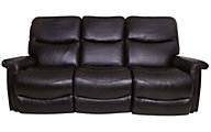 La-Z-Boy Baylor Leather Reclining Sofa