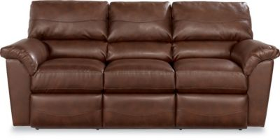 La-Z-Boy Reese 100% Leather Power Reclining Sofa