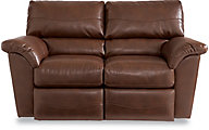 La-Z-Boy Reese 100% Leather Reclining Loveseat
