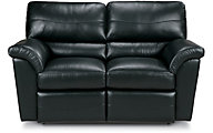 La-Z-Boy Reese 100% Leather Power Reclining Loveseat
