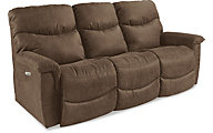 La-Z-Boy James Power Recline Sofa w/Power Headrest