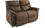 La-Z-Boy James Power Recline & Headrest Loveseat