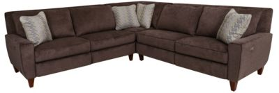 La-Z-Boy Edie Duo 3-Piece Sectional with Power Incline