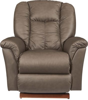 La-Z-Boy Jasper Leather Rocker Recliner