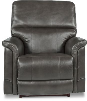 La-Z-Boy Oscar Leather Power Recliner with Power Headrest