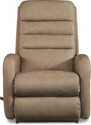La-Z-Boy Forum Leather Rocker Recliner