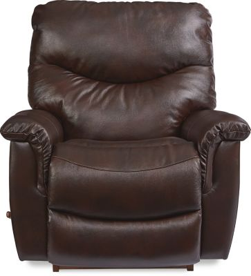 La-Z-Boy James Leather Wall Recliner