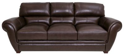La-Z-Boy Nitro Brown 100% Leather Sofa