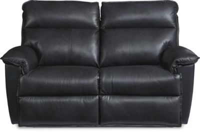 La-Z-Boy Jay Leather Reclining Loveseat