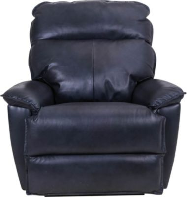 La-Z-Boy Jay Leather Power Headrest & Lumbar Recliner