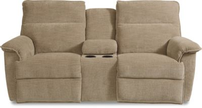 La-Z-Boy Jay Power Recline Console Loveseat
