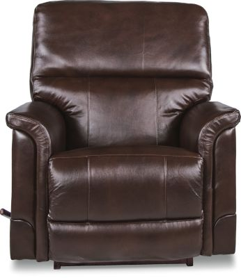 La-Z-Boy Oscar Brown Leather Wall Recliner