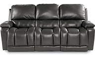 La-Z-Boy Greyson 100% Leather Power Recline Sofa