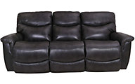 La-Z-Boy James Leather Reclining Sofa