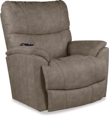 La-Z-Boy Trouper Wall Recliner with Power Headrest & Lumbar