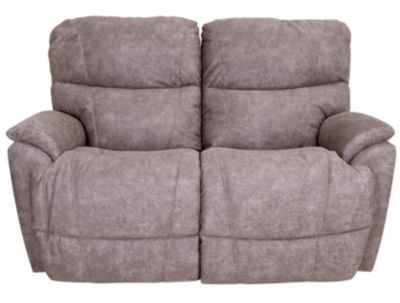 La-Z-Boy Trouper Power Recline Loveseat w/Power Headrest