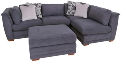 La-Z-Boy Ridgemont 5-Piece Modular Sectional