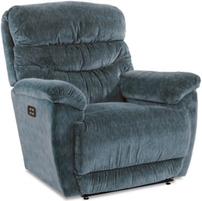 La-Z-Boy Joshua Blue Power Recliner