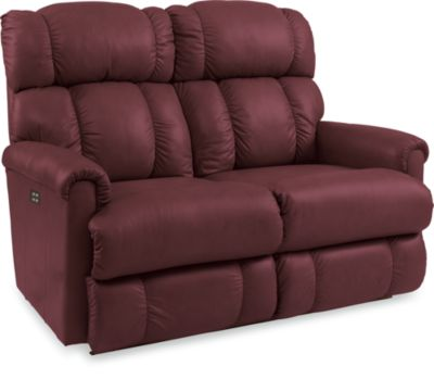 La-Z-Boy Pinnacle Leather Power Reclining Loveseat