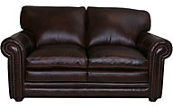 La-Z-Boy Conway Leather Loveseat