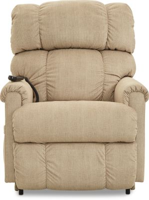 La-Z-Boy Pinnacle Power Headrest Lumbar Lift Recliner