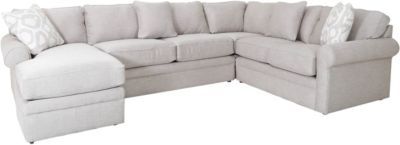 La-Z-Boy Collins 4-Piece Sectional