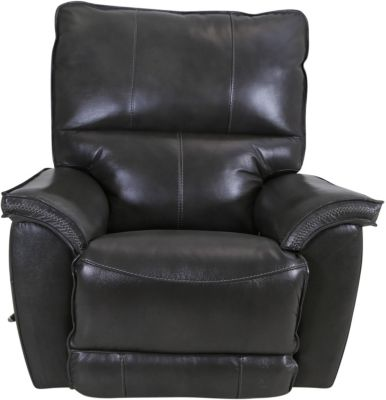 La-Z-Boy Norris Gray Rocker Recliner