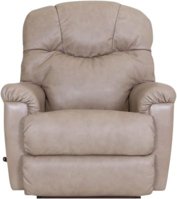 La-Z-Boy Lancer Leather Rocker Recliner