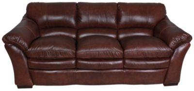 Superieur La Z Boy Burton 100% Leather Sofa
