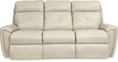 La-Z-Boy Douglas Leather Power Reclining Sofa