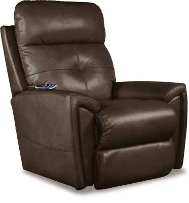 La-Z-Boy Douglas Leather Power Headrest Wall Recliner