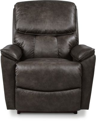 La-Z-Boy Kipling Gray Power Rocker Recliner