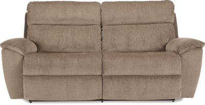 La-Z-Boy Roman Tan Reclining Sofa