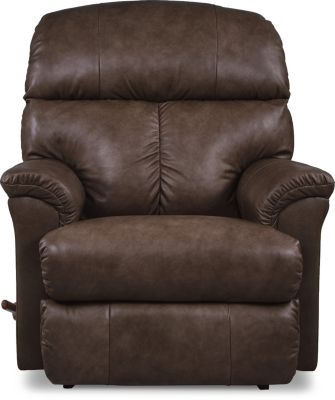 La-Z-Boy Reed Leather Rocker Recliner